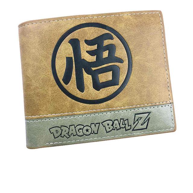 2 Tone Wallet: Dragon Ball Z