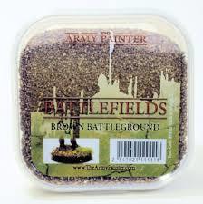 Battlefield Essentials: Brown Battleground Basing