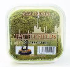 Battlefield Essentials: Grass Green Scatter