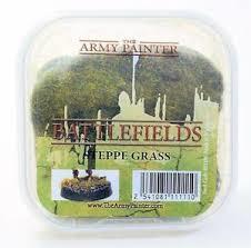 Battlefield Essentials: Steppe Grass Static