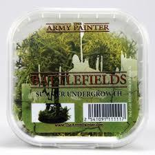 Battlefield Essentials: Summer Undergrowth Foliage