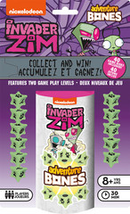 Adventure Bones - Invader Zim