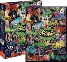 Batman - Classic TV Series - 1000pc