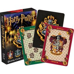 Harry Potter Playing Cards - House Themed
