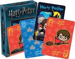Harry Potter Playing Cards - Chibi