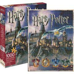 1000 Piece Puzzle - Harry Potter Hogwarts