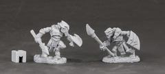 Armored Goblin Spearman (2)