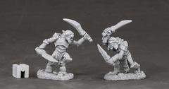 Armored Goblin Swordsman (2)