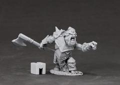 Armored Goblin Boss