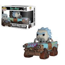#37 - Rick and Morty - Mad Max Rick