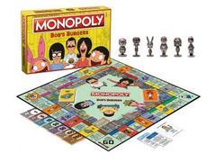 Monopoly: Bob's Burgers