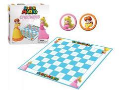 Checkers: Super Mario Checkers - Princess Power