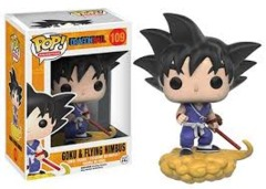 #109 - Goku & Flying Nimbus Cloud