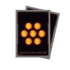 Dragon Ball Super Card Back - Sleeves 65ct