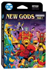 DC Deck Building Game - New Gods - Crossover Pack 7