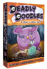 Deadly Doodles - A Draw n Draw Game