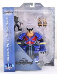 Kingdom Hearts Select: Soldier, Pete, Chip & Dale