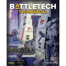 Classic Battletech - Tech Manual