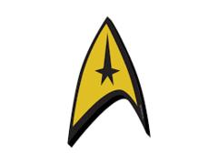 Magnet - Chunky - Star Trek - Logo