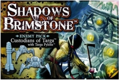 Shadows of Brimstone: Custodians of Targa Enemy Pack