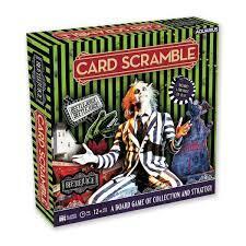 Beetlejuice - Card Scramble