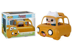 #14 Jake Car with Finn (Adventure Time)