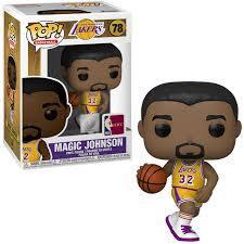 #78 LA Lakers - Magic johnson