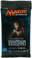 Shadows over Innistrad Booster Pack Japanese
