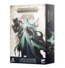 Warhammer Age of Sigmar - Broken Realms - Lady Olynder