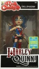 Rock Candy - Harley Quinn SDCC 2016 Exclusive