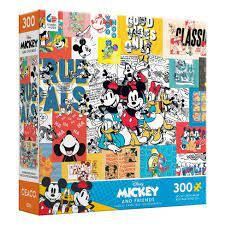 Disney Puzzle - 300 ct - Mickey and Friends