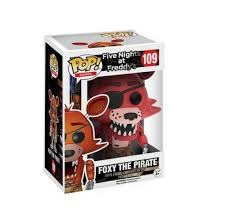 #109 - Five Nights at Freddy's: Foxy the Pirate