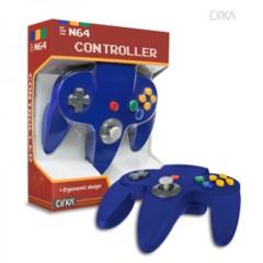 Cirka Blue N64 Controller