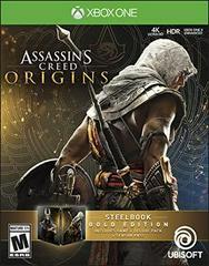 Assassin's Creed Origins steel book