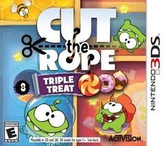 Cut the Rope - Triple Treat