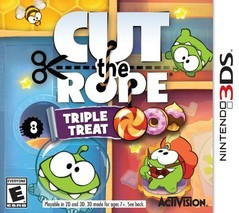 Cut the Rope - Triple Treat