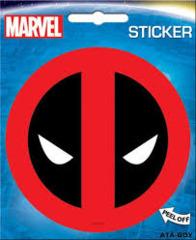 Deadpool - Vinyl Sticker