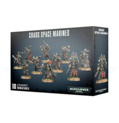 Chaos Space Marine Squad (Warhammer 40,000)