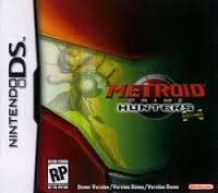 Metroid Prime Hunters First Hunt