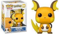 #645 Pokemon - Raichu