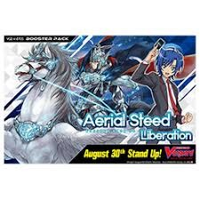 Cardfight! Vanguard - Aerial Steed Liberation - Booster Box