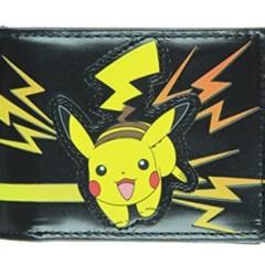 Pokemon: Pikachu Bi-fold Wallet (Pokemon)