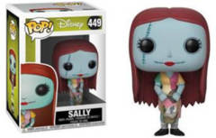 #449 - Sally w/basket - Nightmare Before Christmas