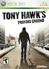 Tony Hawk's - Proving Ground (Xbox 360)