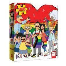 Bob's Burgers - 1000 Piece - Pride