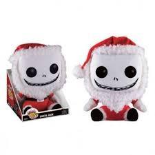 Nightmare Before Christmas - Santa Jack - Mega POP Plush