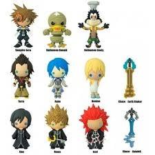 Kingdom Hearts - 3D Foam Key Ring - Series 3  - Blind Bag