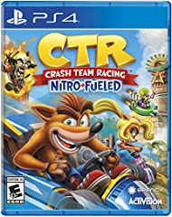 CTR - Crash Team Racing - Nitro Fueled (PS4)