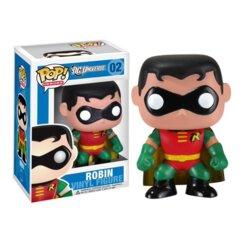 #02 - Robin - Dc Comics