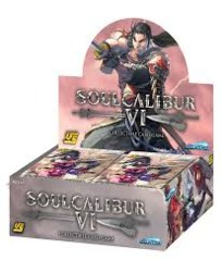 UFS: Soul Calibur VI - Booster Box